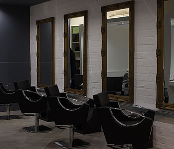 Salon Interior 1